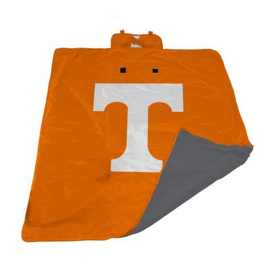 Tennessee Volunteers All Weather Outdoor Blanket   logo brand   217-731