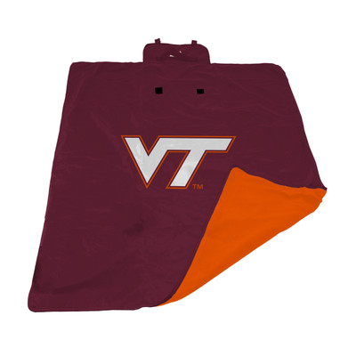 Virginia Tech Hokies All Weather Outdoor Blanket  | LOGO BRAND | 235-731