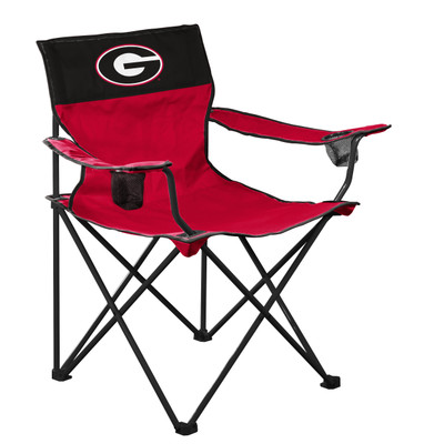 Georgia Bulldogs Big Boy Chair | LOGO BRAND | 142-11