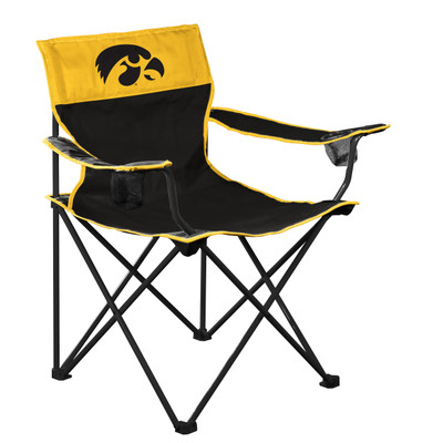 Iowa Hawkeyes  Logo Chair 155-11
