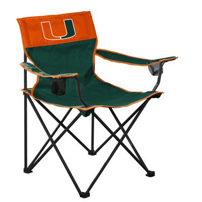 Miami Hurricanes  Logo Chair 169-11
