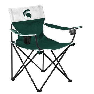 Michigan State Spartans  Logo Chair 172-11