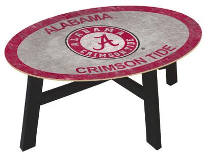 Alabama Crimson Tide Team Color Coffee Table   Fan Creations   C0813-ALABAMA