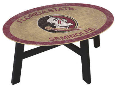 Florida State Seminoles Team Color Coffee Table |FAN CREATIONS | C0813-Florida State