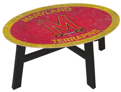 Maryland Terrapins Team Color Coffee Table |FAN CREATIONS | C0813-Maryland