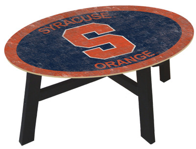 Syracuse Orange Team Color Coffee Table | FAN CREATIONS | C0813