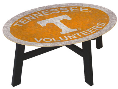 Tennessee Volunteers Team Color Coffee Table |FAN CREATIONS | C0813-Tennessee