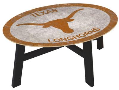 Texas Longhorns Team Color Coffee Table  FAN CREATIONS   C0813-Texas