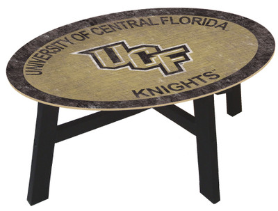UCF Knights Team Color Coffee Table |FAN CREATIONS | C0813-UCF