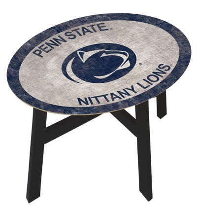 Penn State Nittany Lions Team Color Side Table |FAN CREATIONS | C0825-Penn State