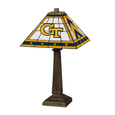 Georgia Tech Yellow Jackets Mission Lamp | Memory Company |  COL-GT-290