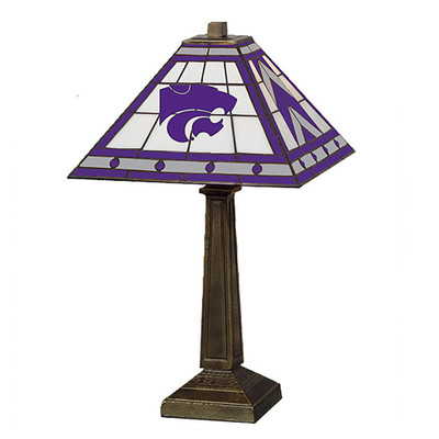 Kansas State Wildcats Mission Lamp | Memory Company |  COL-KAS-290