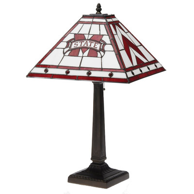 Mississippi State Bulldogs Mission Lamp | Memory Company |  COL-MSS-290