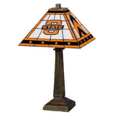 Oklahoma State Cowboys Mission Lamp | Memory Company |  COL-OKS-290