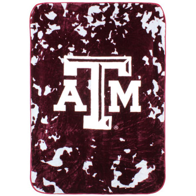 Texas A&M Aggies Throw Blanket | college covers | tamth