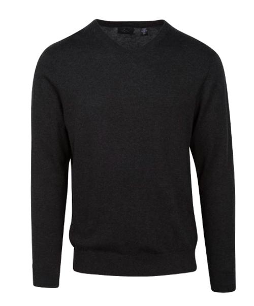 GN LS V-Neck Sweater