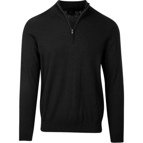 GN  Lined 1/4 - Zip Wind Sweater