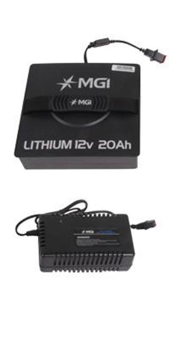 MGI Surenergy 12v/24ah Li Battery