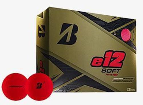E12 Bridgestone - Red