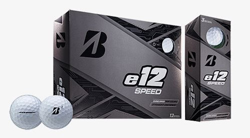E12 Bridgestone Golf Ball - Speed