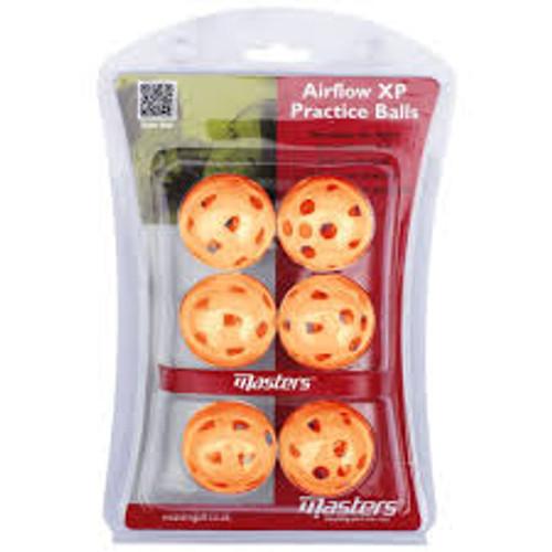 AIRFLOW PRACTICE BALLS