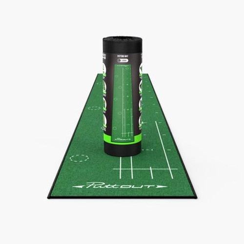 PUTT OUT Putting Mat - Large