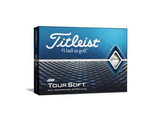 Titleist Tour Soft Golf Ball -