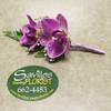 Purple Paradise Boutonniere (BOUT102-PP)