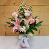 Girls Rule Bouquet (SCF18BB05) by Savilles Country Florist.  Flower and Plant delivery to Orchard Park, NY and the surrounding area including same day delivery to Hamburg, West Seneca, East Aurora, Blasdell and Buffalo NY