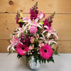 Sweet Surrender Bouquet (SCF18D52) by Savilles Country Florist.  Flower and Plant delivery to Orchard Park, NY and the surrounding area including same day delivery to Hamburg, West Seneca, East Aurora, Blasdell and Buffalo NY