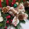 Grand Impressions (SCF18C10) by Savilles Country Florist.  Christmas Flower Arrangements, Centerpieces and Plant delivery to Orchard Park, NY and the surrounding area including same day delivery to Hamburg, West Seneca, East Aurora, Blasdell and Buffalo NY