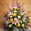 Fond Reflections Arrangement by Savilles Country Florist. Flower delivery to Orchard Park, Hamburg, West Seneca, East Aurora, Buffalo, NY and surrounding suburbs.