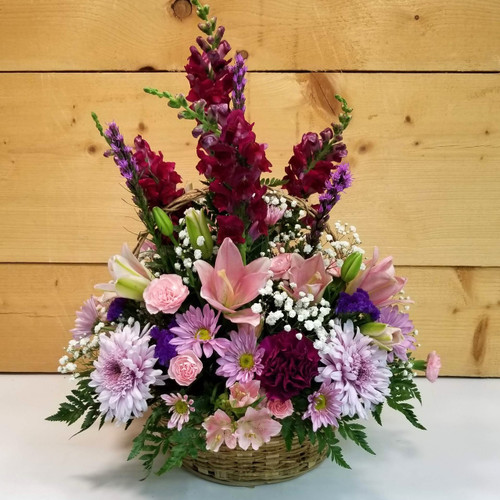 True Blessings by Savilles Country Florist. Flower delivery to Orchard Park, Hamburg, West Seneca, East Aurora, Buffalo, NY and surrounding suburbs.
