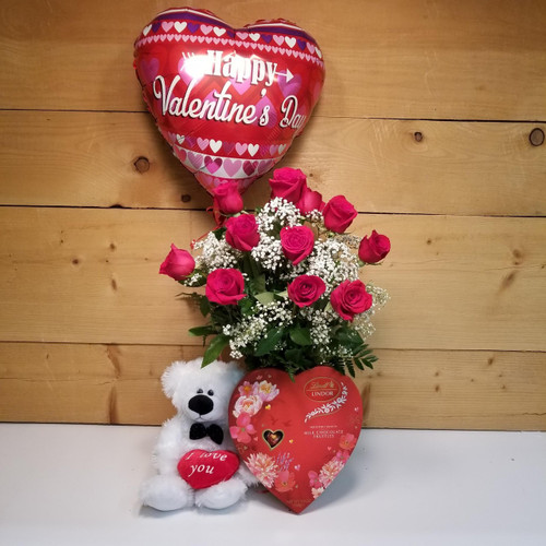 Recipe for Love (SCF18V08) by Savilles Country Florist.  Flower and Plant delivery to Orchard Park, NY and the surrounding area including same day delivery to Hamburg, West Seneca, East Aurora, Blasdell and Buffalo NY
