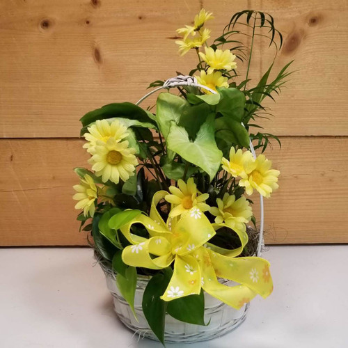 Garden of Hope (SCF19DG07) by Savilles Country Florist.  Flower and Plant delivery to Orchard Park, NY and the surrounding area including same day delivery to Hamburg, West Seneca, East Aurora, Blasdell and Buffalo NY