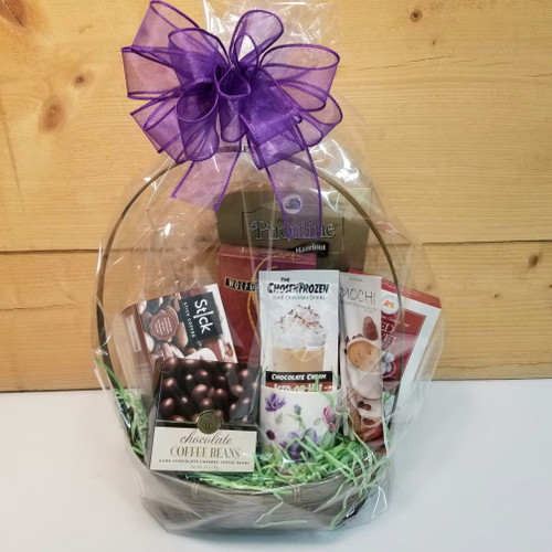 Coffee Break Gift Basket (SCF21D35)