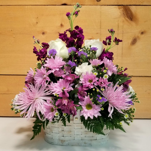Peace, Prayers, & Blessings Basket (95425)
