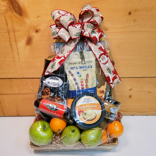 Saville's Medium Gourmet Fruit Basket (SCF5026)