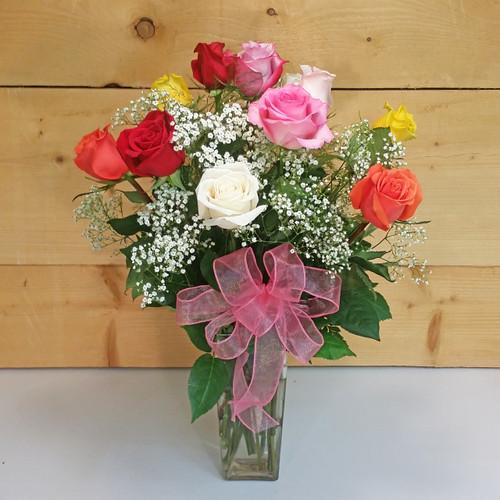 Assorted Roses (SCF8003)
