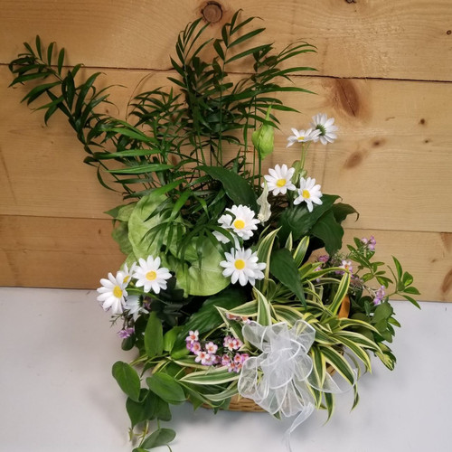 Garden of Harmony (SCF19DG03) by Savilles Country Florist.  Flower and Plant delivery to Orchard Park, NY and the surrounding area including same day delivery to Hamburg, West Seneca, East Aurora, Blasdell and Buffalo NY