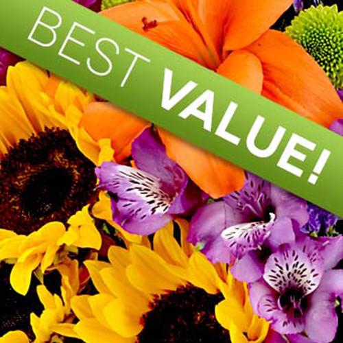 Florist Designed Vase Arrangement (SCF-FDVA)