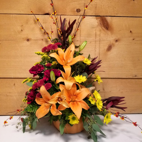 Pumpkin Blooms (SCF20F01)