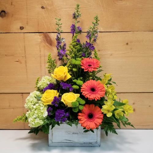 Elegance of Nature Basket (SCF7021)