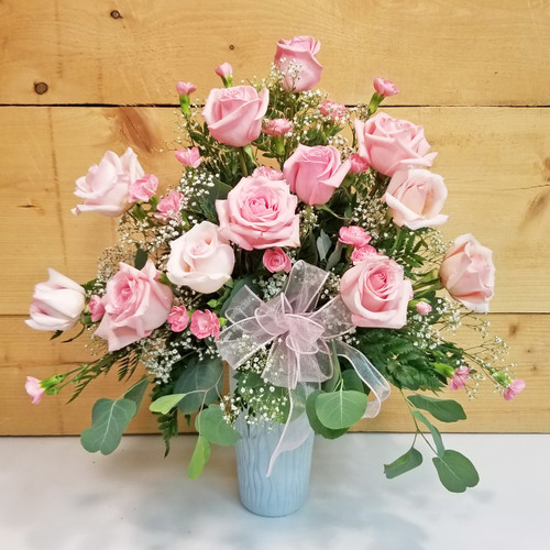 The Deepest Sympathy Arrangement by Savilles Country Florist with same day delivery to Orchard Park, Buffalo, NY and the surrounding suburbs.