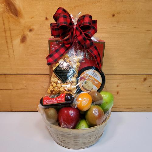 Saville's Small Gourmet Fruit Basket (SCF5025)