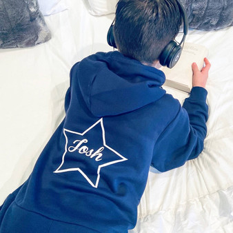 Kids Star Onesie