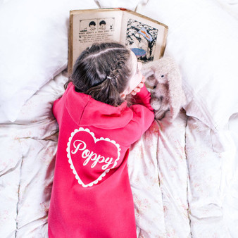 Kids Heart Onesie