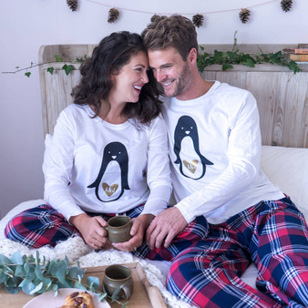 Penguin Couple Pyjamas