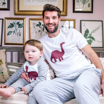 Dinosaur Family Pyjamas
