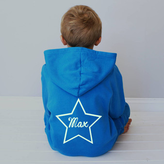 Glow In The Dark Star Kids Onesie